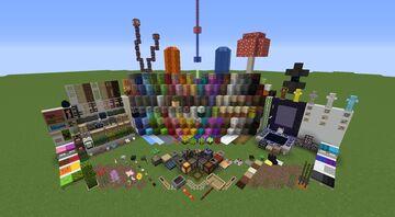 XeKrlightcolor1.16 Minecraft Texture Pack