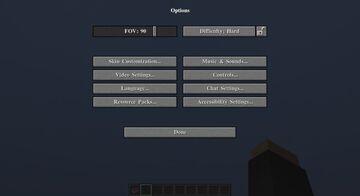 HD Font - Times Newer Roman Minecraft Texture Pack