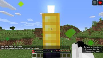 T.O.P. Totem Minecraft Texture Pack