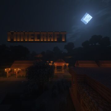 TU1(Xbox Tutorial level) Panorama Minecraft Texture Pack
