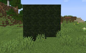 Better Dried Kelp Block Minecraft Texture Pack