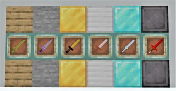 Ron0's Adventure Time Swords Minecraft Texture Pack
