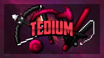 Tedium [32x] FPS PVP Pack Minecraft Texture Pack