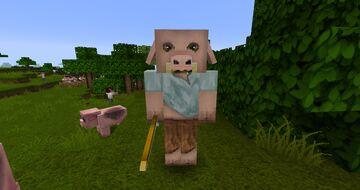 MeineKraft 20w07a & 1.15.x Minecraft Texture Pack
