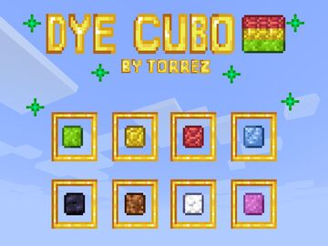 Dye Cubo Minecraft Texture Pack