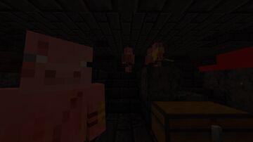 Piglins to Pigmen (REQUIRE OPTIFINE) Minecraft Texture Pack