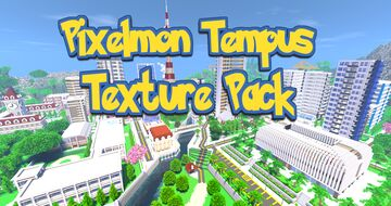 Pixelmon Tempus (Fire Leaf Texture Pack) Minecraft Texture Pack