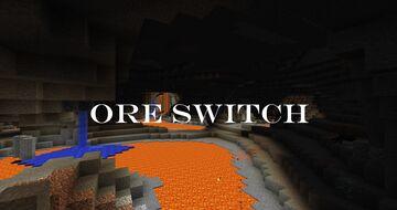 OreSwitch! Minecraft Texture Pack