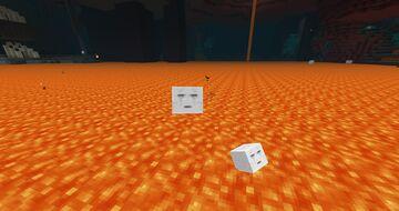 Strider Ghast Minecraft Texture Pack