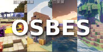 OSBES (Open Source Bedrock Edition Shader) Minecraft Texture Pack