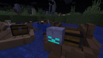 Better Boats (Optifine) Minecraft Texture Pack