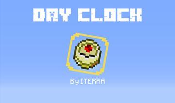 Day Clock Minecraft Texture Pack
