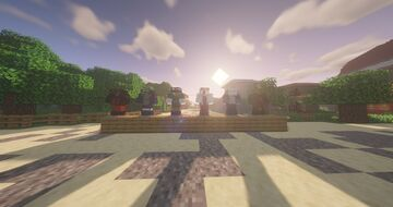3D Naruto Texture Pack Minecraft Texture Pack