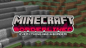 Borderlined Minecraft Texture Pack