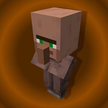 (Optifine) Bedrock Baby Villagers Minecraft Texture Pack