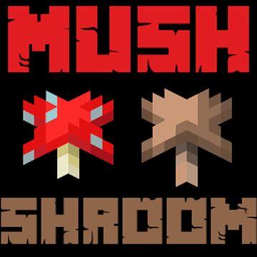 Mush and Shroom v2.0 Minecraft Texture Pack