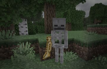 Trumpet Skeletons Resourcepack Minecraft Texture Pack