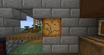 Better Map Item Frames Minecraft Texture Pack