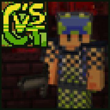 Dark Chainmail -- Captain's Vanilla Tweaks Minecraft Texture Pack