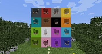 Smooth Wool Pack Minecraft Texture Pack