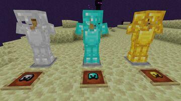 Armor Fix Alternate Minecraft Texture Pack