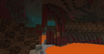 Nether ONLY Survival! Minecraft Texture Pack