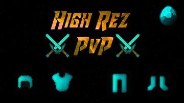 High Rez PvP pack Minecraft Texture Pack