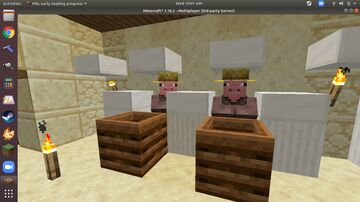 Pig Villagers Minecraft Texture Pack