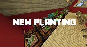 New Planting Minecraft Texture Pack
