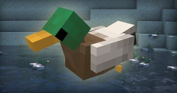 Mallards [Cosmetic Addon] Minecraft Texture Pack