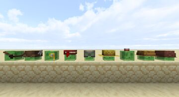 Slimes with hats add-on [Optifine] Minecraft Texture Pack