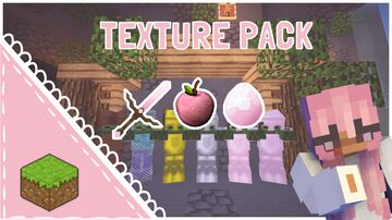 Pastel Pink PvP 1.8+ Minecraft Texture Pack