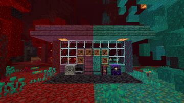 Nether Themed Texture Pack Minecraft Texture Pack