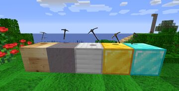 realistic texture pack (made by me) Minecraft Texture Pack