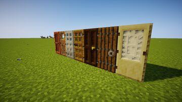 3D v2.1 foodplus (1.10.2) Minecraft Texture Pack
