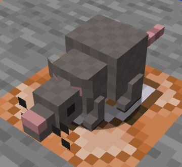 Silver-Rats Minecraft Texture Pack