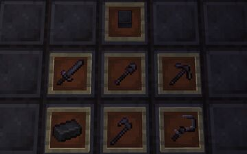Minecraft Dungeons Items, Blocks (Netherite Update) Minecraft Texture Pack