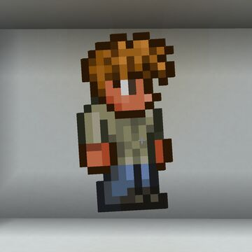 Guide Doll Totem Minecraft Texture Pack