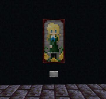 """Mary"" - Ib Minecraft Texture Pack"