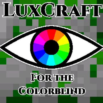 Luxcraft: Texture Pack for the Colorblind Minecraft Texture Pack