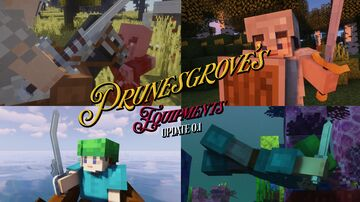 Prunesgrove's Equipments Minecraft Texture Pack