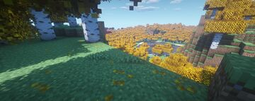 Just Upgrade It Fall Edition ADDON Minecraft Texture Pack