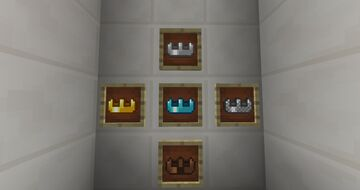 Crown Helmets (1.8.9) Minecraft Texture Pack
