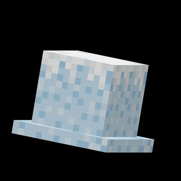 3d hats for winter and more Minecraft Texture Pack