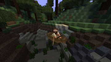 Carve Out Cayaks (OPTIFINE) Minecraft Texture Pack
