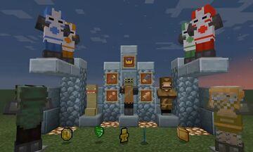 Minecrash Resource Pack - A Castle Crashers Resource Pack! Minecraft Texture Pack