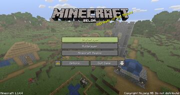 Linked Zelda Resources 1.14+ v1.3 Minecraft Texture Pack