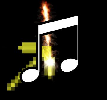 Minecraft Song Expansion - Disk 4 Minecraft Texture Pack