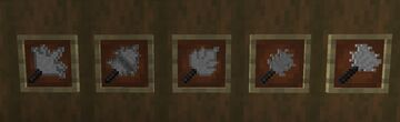 Feather Duster Swords Minecraft Texture Pack