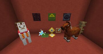 VerLinkt's Zelda Resources 1.16+ v1.1 Minecraft Texture Pack